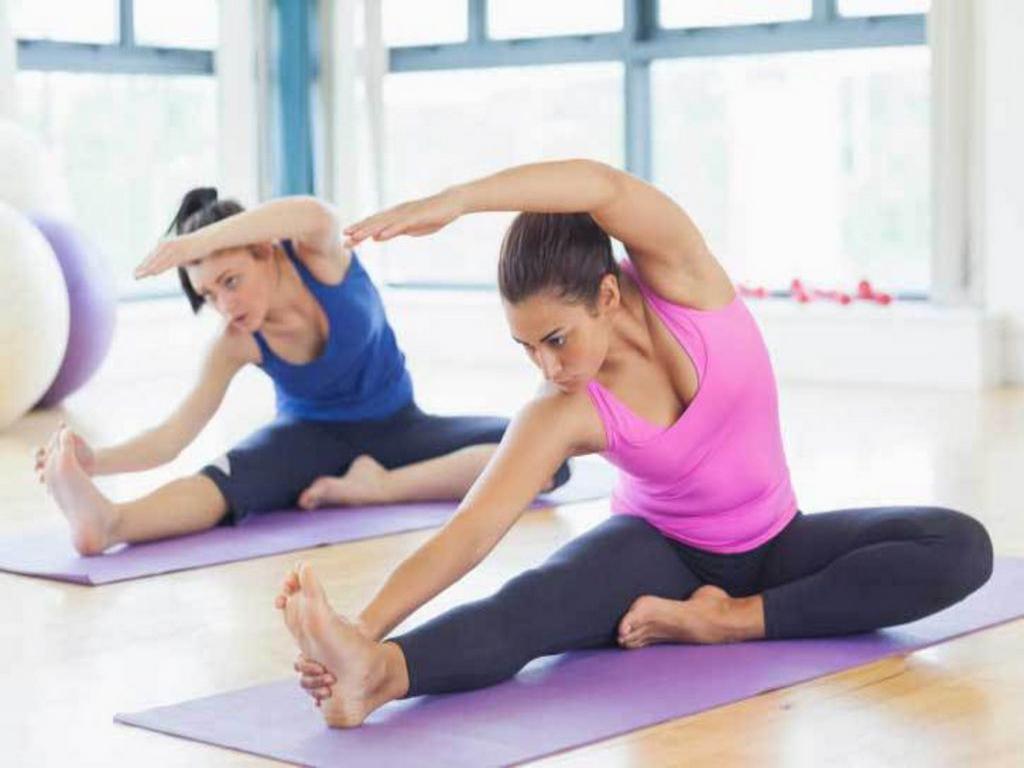 photo cours pilates